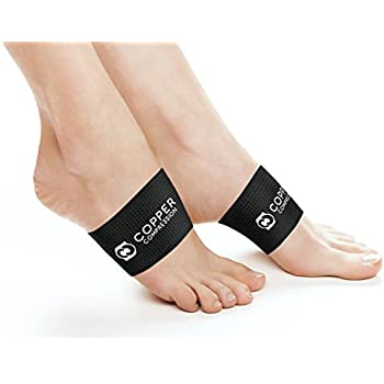 Amazon.com: Arch Support Brace by Vive - Plantar Fasciitis