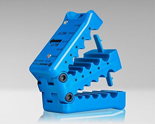 Jonard Tools MS-326 Micro Duct Fiber Optic Cable Slit & Ring Tool (5 mm - 10 mm)