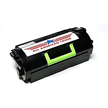 Image of All-American-Toner, Lexmark 521H High Yield Remanufactured Toner Cartridge for MS710, MS711, MS810, MS811, MS812 (25,000 Pages) Laser Printer Drums & Toner