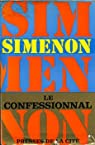 Le confessionnal par Simenon