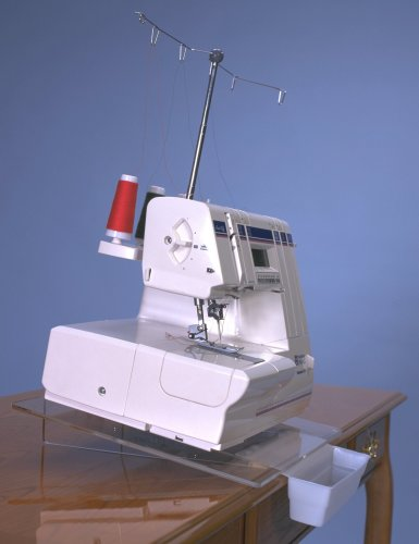 Serger'Tilt Ergonomic Serger Table - Table Serger