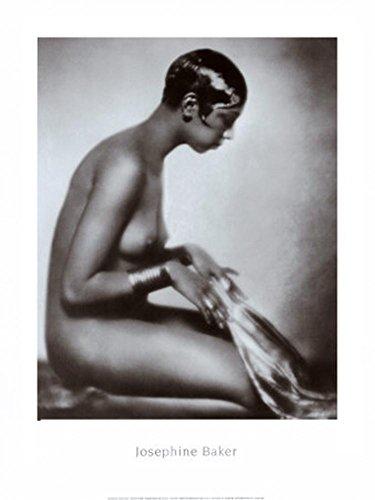 Josephine Baker Art Print Poster