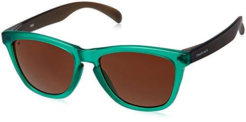 Fastrack Wayfarer Sunglasses (Green) (PC003BR4)