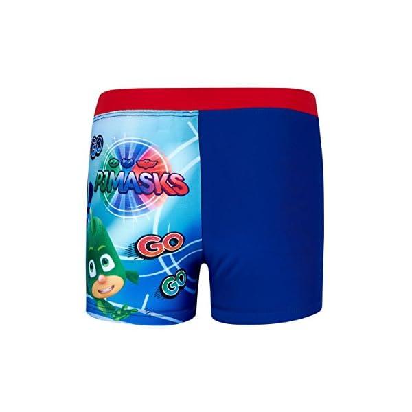 PJ Masks - Super pigiamini Ragazzi Shorts da mare - blu 3 spesavip