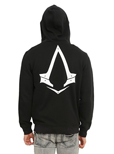 Hot Topic Assassin's Creed Syndicate Logo Hoodie -