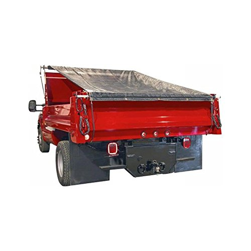 Buyers Products DTR5014 5' x 14' Dump Truck Roll Tarp Kit by Buyers Products (Image #1)