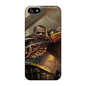 Iphone 5/5s Case Bumper Tpu Skin Cover For Warhammer 40k Space Marine Accessories