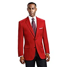 Men's Elegant Classic 2 Button Blazer Sport Jacket