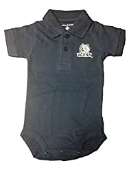 Uconn Connecticut Huskies NCAA College Newborn Infant Baby Polo Creeper (0-3 Months )