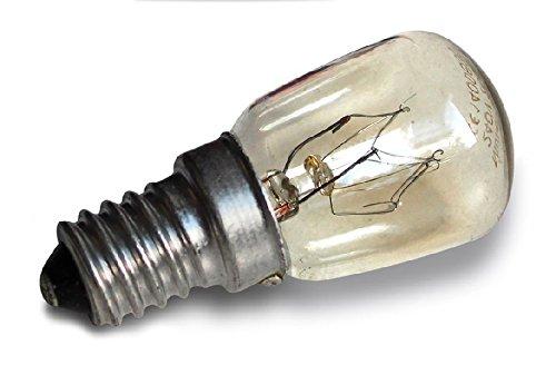 Kühlschrank Glühbirne 25w : Birnenlampe für kühlschrank mit sockel e volt watt klar