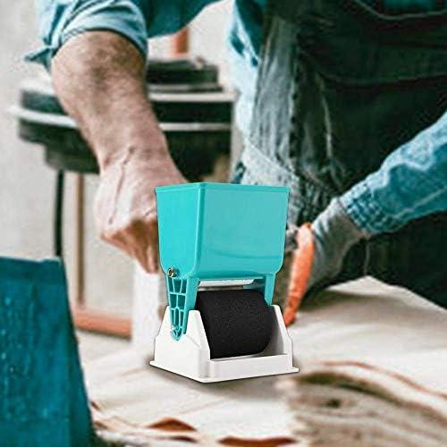 dailymall ポータブル接着剤アプリケーター木工コーティングされた接着剤ローラーディスペンサー接着剤ツール
