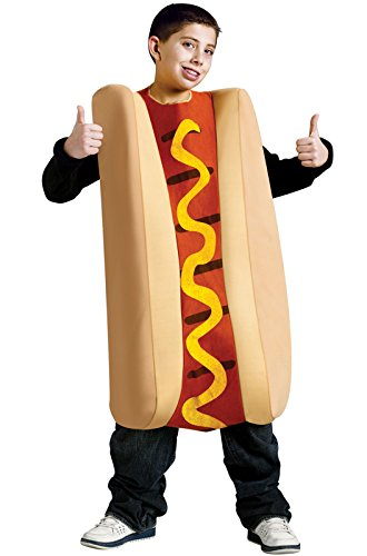 Costumes Of Dogs (Hot Dog Kids Costume)