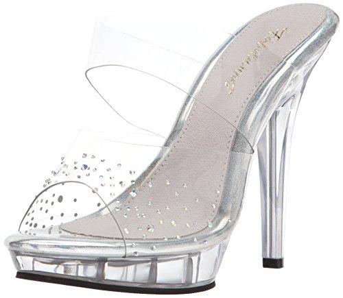 Lip Clr Sandal 102SD Fabulicious Clr Women's zwqxIvR5
