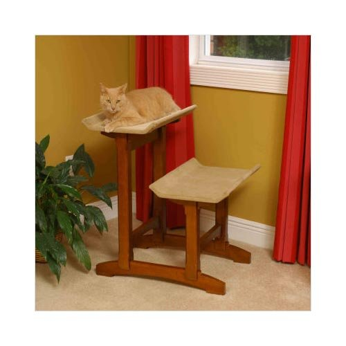 Double Seat Cat Perch by Craftsman Series