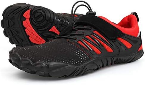 JOOMRA Women s Minimalist Trail Running Barefoot Shoes Wide Toe Box