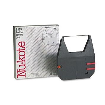 NU-kote modelo B165 corregible película cinta de máquina de escribir