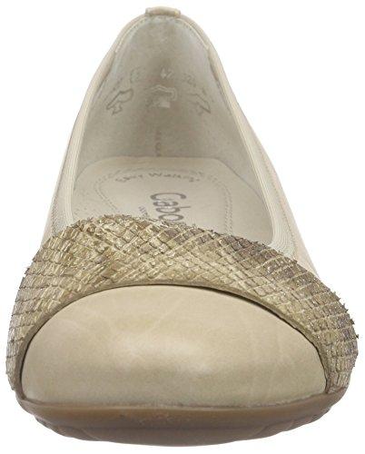 Gabor Gabor Comfort - Bailarinas Mujer Beige (52 silk/sand)