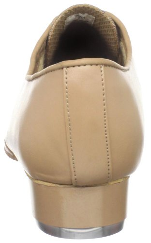 Dance Class Womens Ptm201 Full-only Jazz Tap Oxford Caramel