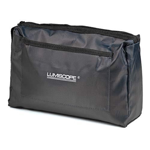 Lumiscope Professional Blood Pressure and Stethoscope Kit, Black, 100-040BK