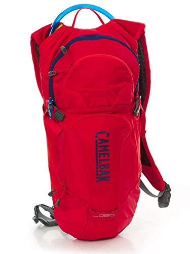 CamelBak Lobo Crux Reservoir Hydration Pack, Racing Red/Pitch Blue, 3 L/100 oz