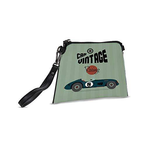 (Cars Stylish Clutch Bag,9.2