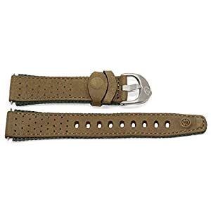 "TX247781, Timex watchband, Expedition – with ""Holes"", 18MM, Olive"