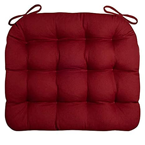 Amazon Com Barnett Products Rocking Chair Seat Cushion W Ties