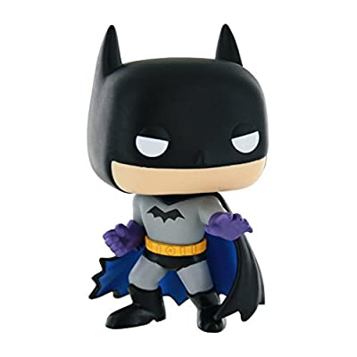 Funko POP Heroes: DC Heroes - 1939 Fighting Batman Action Figure: Toys & Games