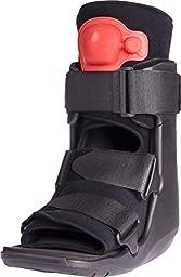 ProCare XcelTrax Air Ankle Walker Brace / Walking Boot, Small