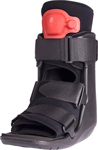 ProCare XcelTrax Air Ankle Walker Brace/Walking Boot, Medium
