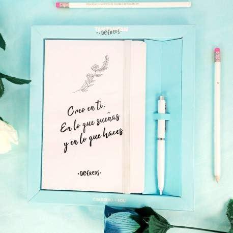 Defreds Pack Cuaderno + bolígrafo