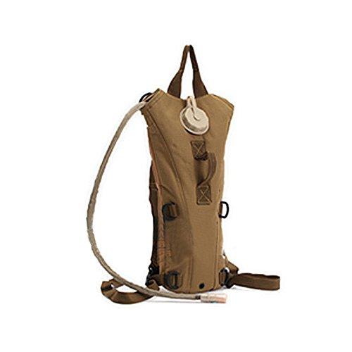 dca280cdd7f5 Symboat 3L eau sac à vessie militaire randonnée camping sac à dos  d hydratation Camelbak