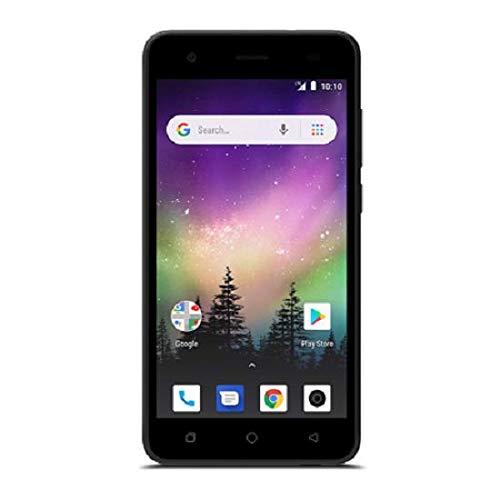 Coolpad CP3310AGYABB Boost Mobile Illumina 8GB Prepaid Smartphone, Black