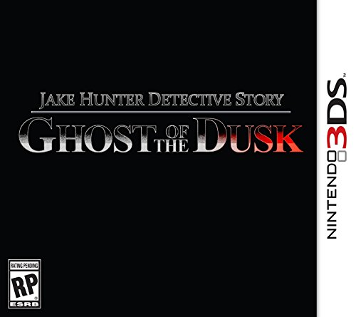 Jake Hunter Detective Story: Gho...