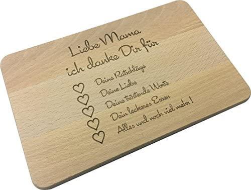 Compra Desayuno/tabla de madera para cortar con grabado ...