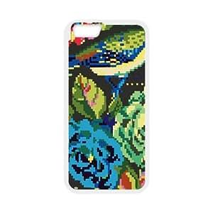 iPhone 6 4.7 Inch Cell Phone Case White Hapi Celestial Blue Odasu