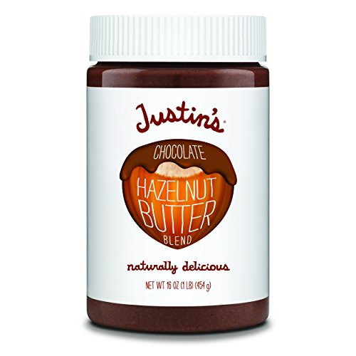 Justin's Hazelnut Chocolate Butter Blend, 16 oz