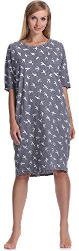 CL24 IF Camicia 0114 Fashion Melange Donna Italian Scuro Notte da 0Yw5Exqv