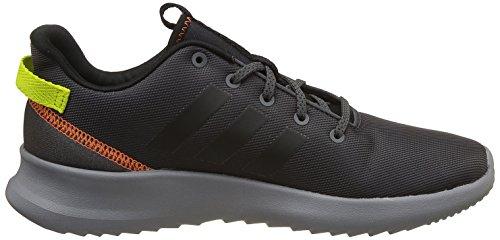 Scarpe Da Uomo Adidas Cloudfoam Racer Tr Scarpe Da Corsa Calzature Training Bc0120 New Black (negbas / Neguti / Neguti)