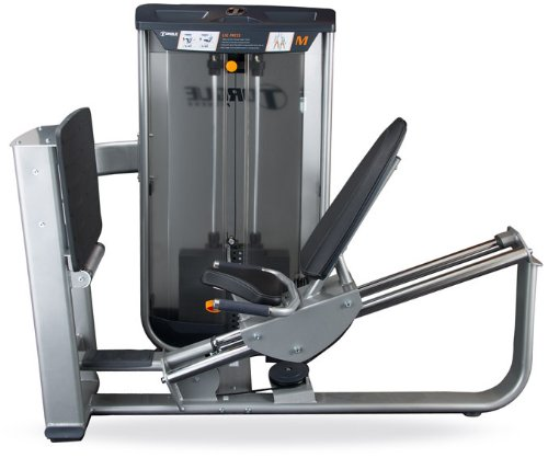 Torque Fitness M8 Circuit Series Commercial Leg Press Machine with Selectorized Weight Stack by Ironcompany.com