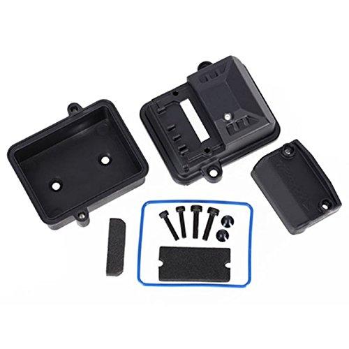 - Traxxas Box, Reciever (Sealed)/Foam Pads/2.5X12Mm Cs (2)/3X6Mm Cs (2)/3X12Mm Cs (2)