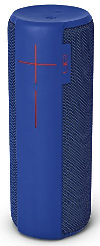 UE MEGABOOM Electric Blue Wireless Mobile Bluetooth Speaker Waterproof and Shockproof (Certified Refurbished) by Logitech