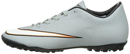 V Chaussures Blanc De Tf Noir Mercurial gris Cr Homme Gris Football Pour Victory Nike Xwq1SWE