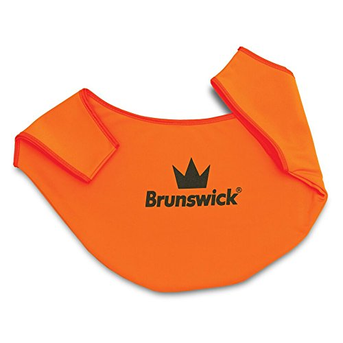 Brunswick Supreme See-Saw Neon Orange by Brunswick