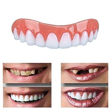 Teeth Whitening false dental tooth prosthesis Perfect Smile