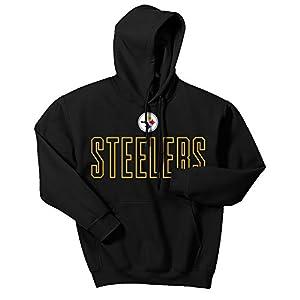 Men's NFL Open Letter logo hoodie