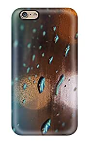 Snap-on Raindrop Reflection Case Cover Skin Compatible With Iphone 5s
