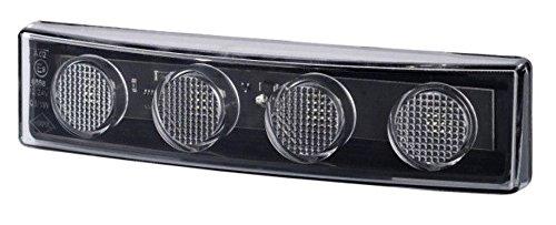 2/x cabina tetto anteriore angolo LED Sun Visior luci per Scania serie 4/Scania P R T g 12//24/V OEM 1910437/1798980/e-contrassegnato