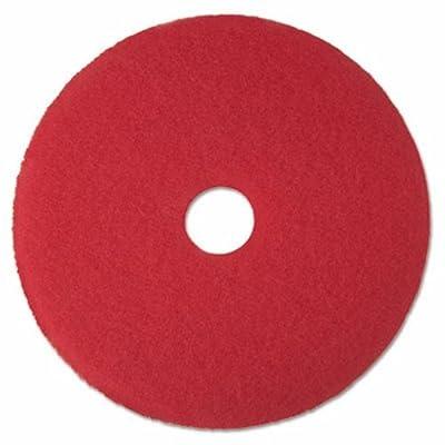 MCO08387 - 12 Red Buffer Floor Pads