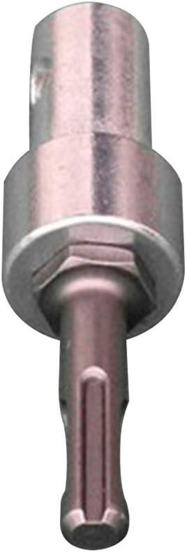 2 Bohrerspitzen-Adapter Zubeh/ör Arbor DIY Vierkantschaft Schaft Rth Schlangenbohrer Power Tool SDS Durable Universal Converter Electric